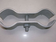 Temporary Fence Clamp is Durable and Easy to Install