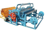 Semi-Automatic Wire Mesh Crimping Machine Description