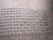 Woven Wire Mine Support Mesh – Soft but Tough For Mine Safety